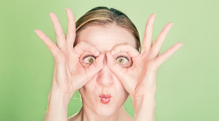 Müssen unsere Augen gepflegt werden?